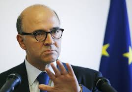 segretario UE Moscovici