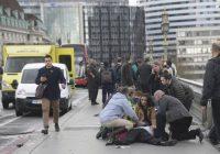 Attacco terroristico a Londra: spari davanti al parlamento, ucciso presunto assalitore