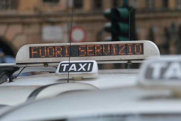 Sciopero nazionale dei taxi del 23 marzo 2017: i motivi della protesta