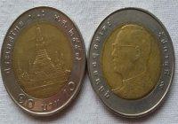 Bath thailandesi spacciati per monete da due Euro