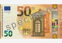 banconota da 50 euro i dettagli