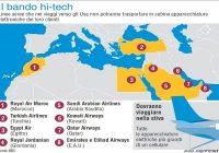 terrorismo niente pc e tablet in cabina voli Africa Medio Oriente