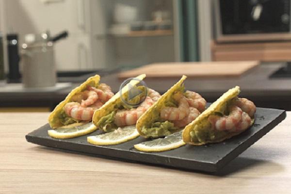 Benedetta Parodi ricette Pronto e Postato: come fare i tacos con salsa maiocado