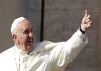 Papa Francesco festeggia i cinque anni di pontificato