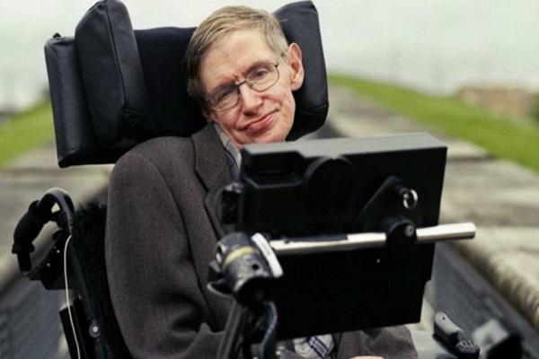 Stephen Hawking frasi celebri: Noi vediamo l'universo come lo vediamo perché esistiamo